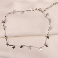 [銅]百搭星星吊墜項鏈鎖骨鏈