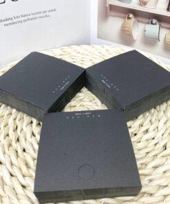 [現貨紙卡]100張黑色NYUNYU耳環項鏈紙卡