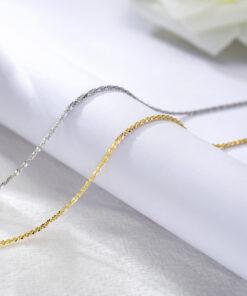 [925純銀]小眾設計滿天星項鏈