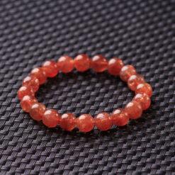 [金草莓]莓點均勻手鍊手串