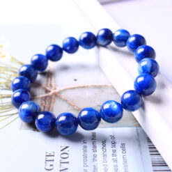 [藍晶石]顆顆貓眼明顯手串手鍊
