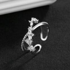 [銅]日系小眾開口戒指