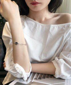 [925純銀]個性時尚夢幻星球手鍊