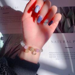 [薰衣草+藍月光]輕奢設計手鍊