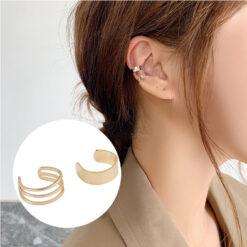 [耳骨夾]復古耳骨夾兩件套